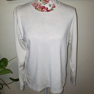 Long sleeved tee. Size L